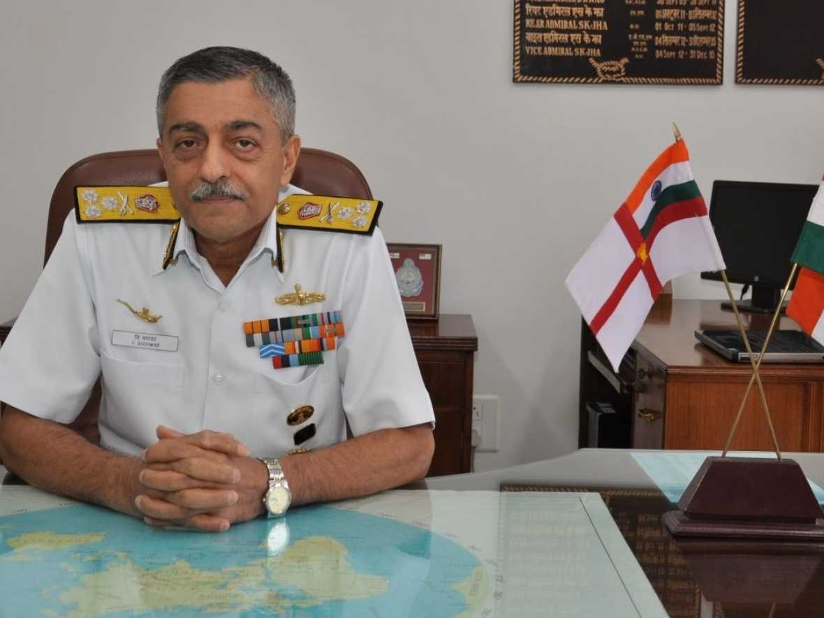 India's Chief Hydrographer wins UKHO's Alexander Dalrymple Award