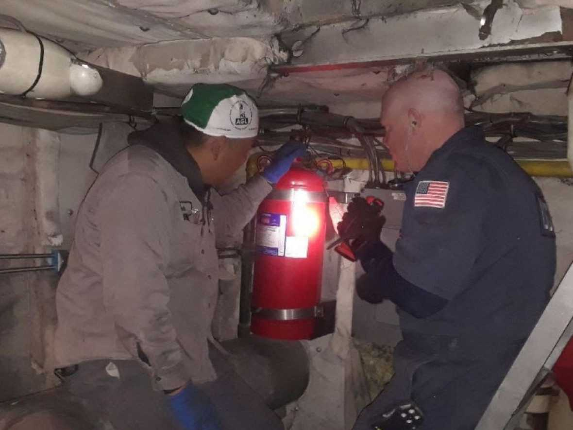USCG finds many New York ferries unfit for service
