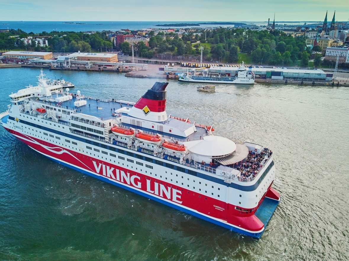 Viking Line claims first with new DNV GL My Care verification