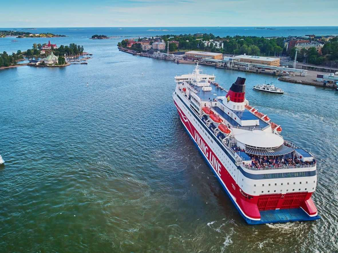 Viking Line chooses AecorLink for high-speed broadband