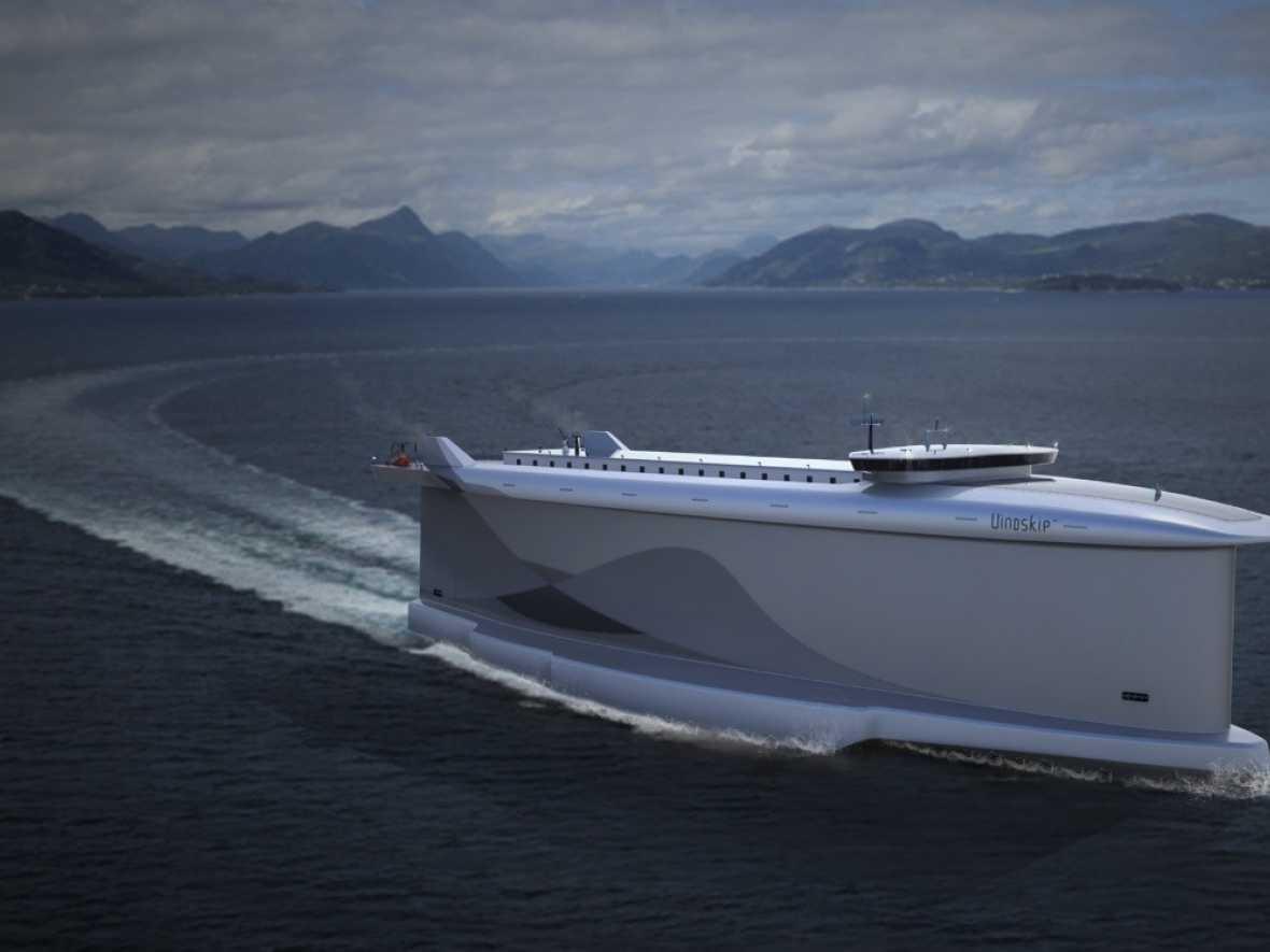 Høglund Marine Solutions takes big stake in Vindskip project