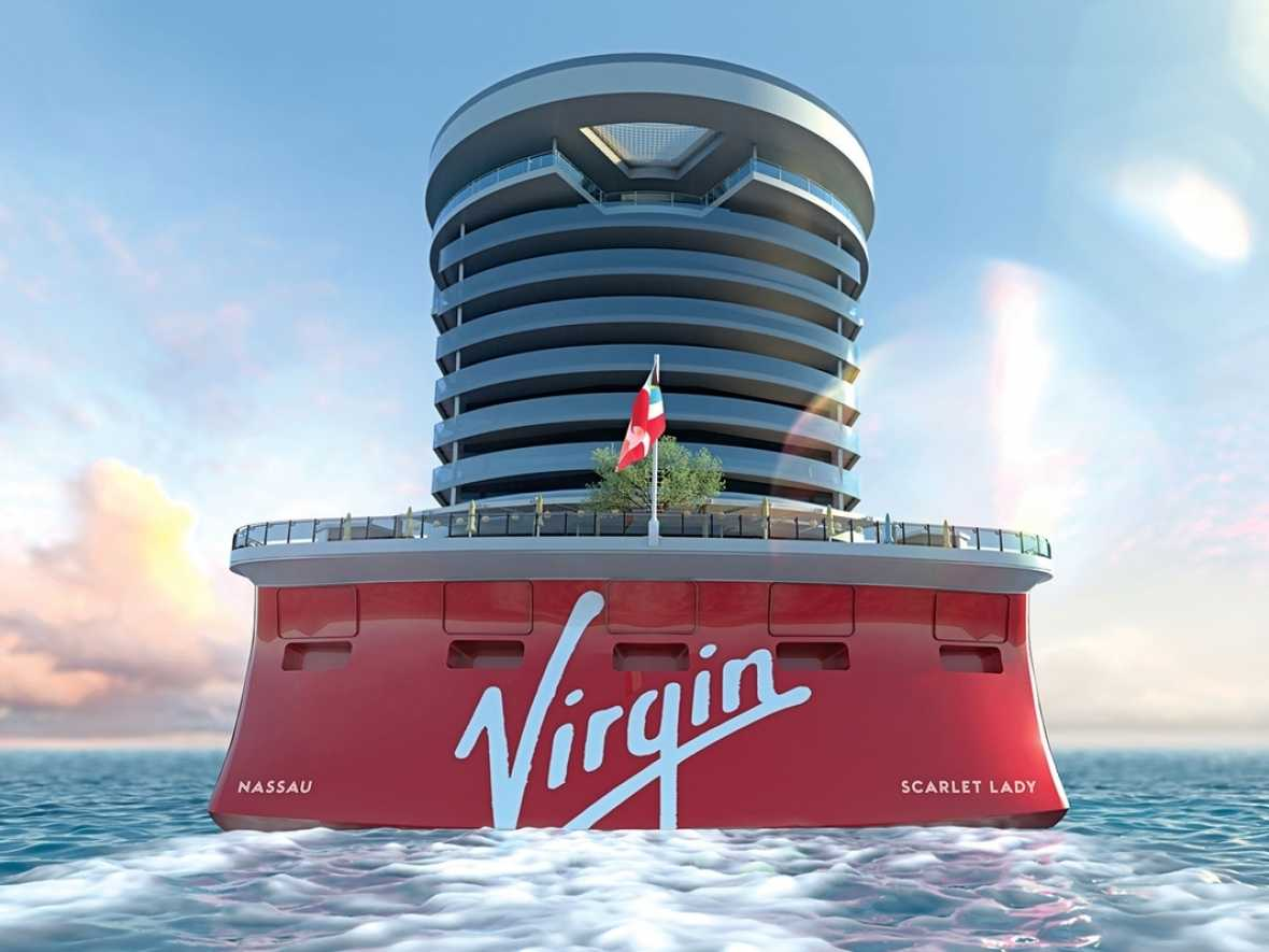 Fincantieri delivers first Virgin Voyages cruise ship