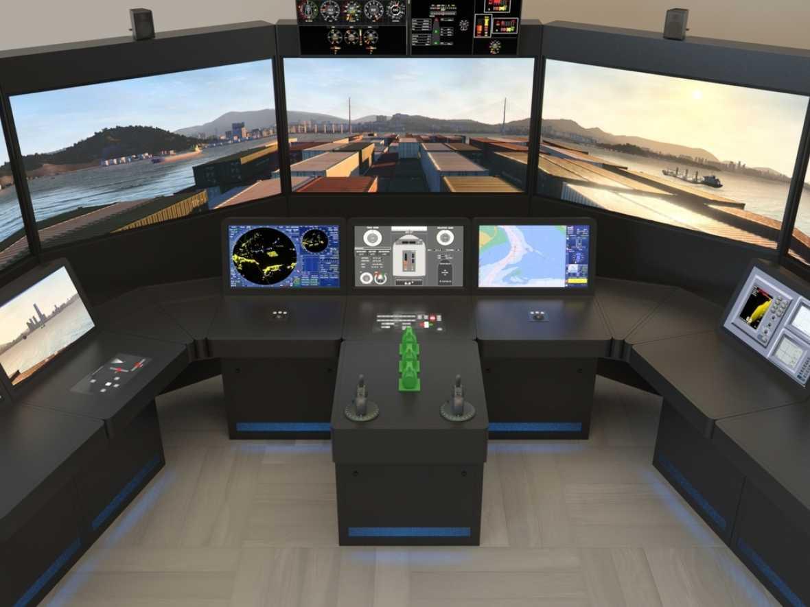 Damen and VSTEP Simulation plan new simulation research laboratory