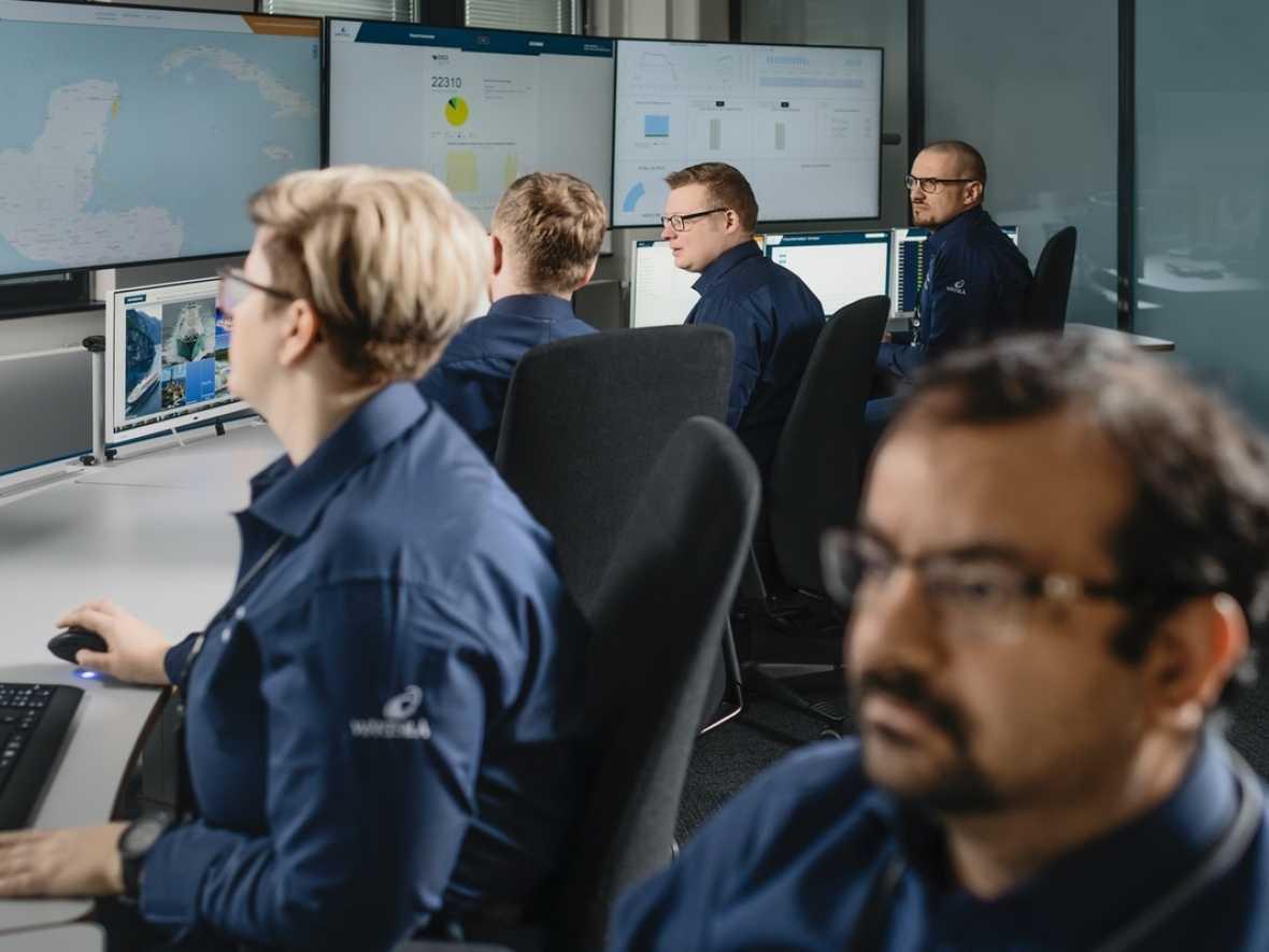 Wärtsilä introduces data driven planning solution for engine maintenance