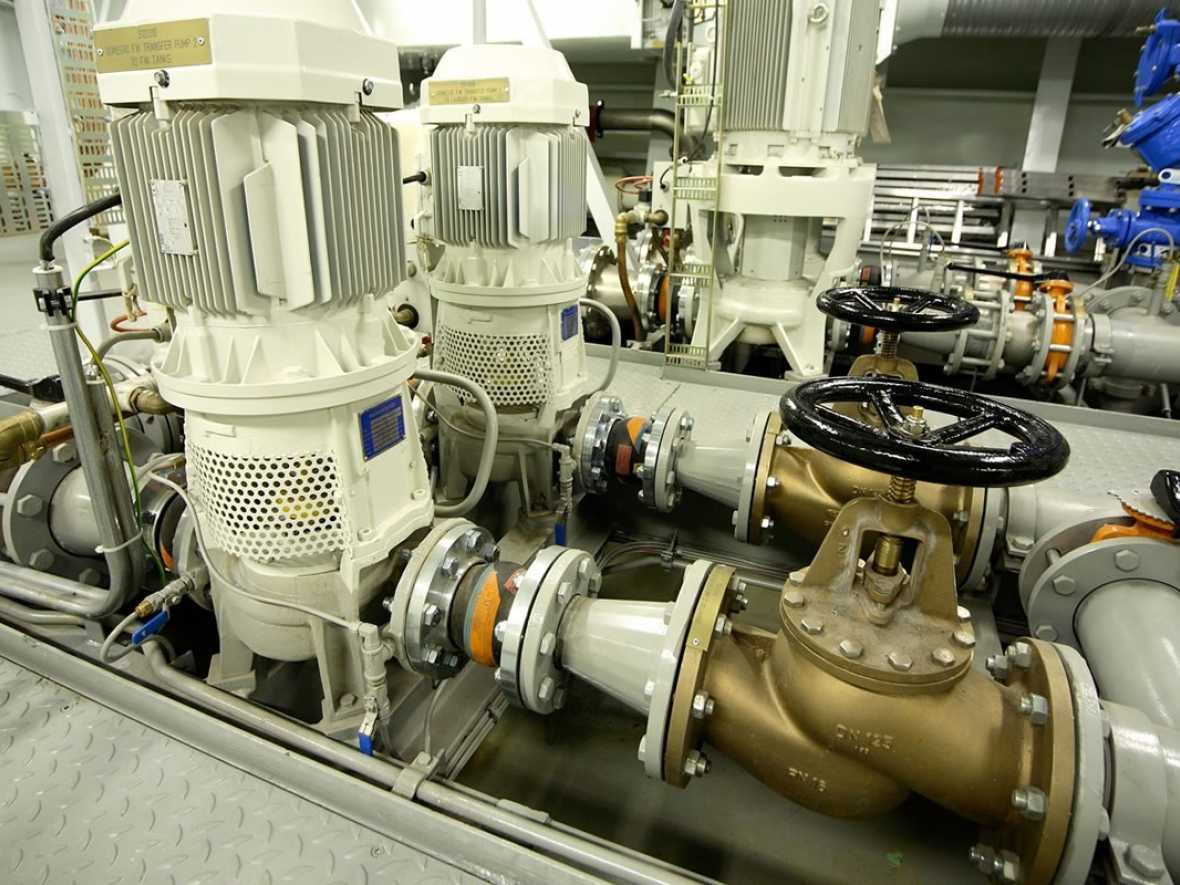 Wärtsilä drops pumps and adds underwater services
