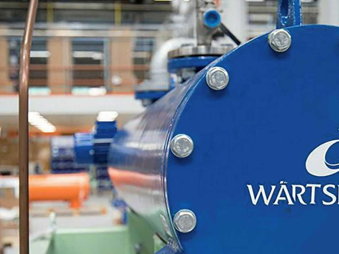 Wärtsilä's wins major ro-pax engine and scrubber order