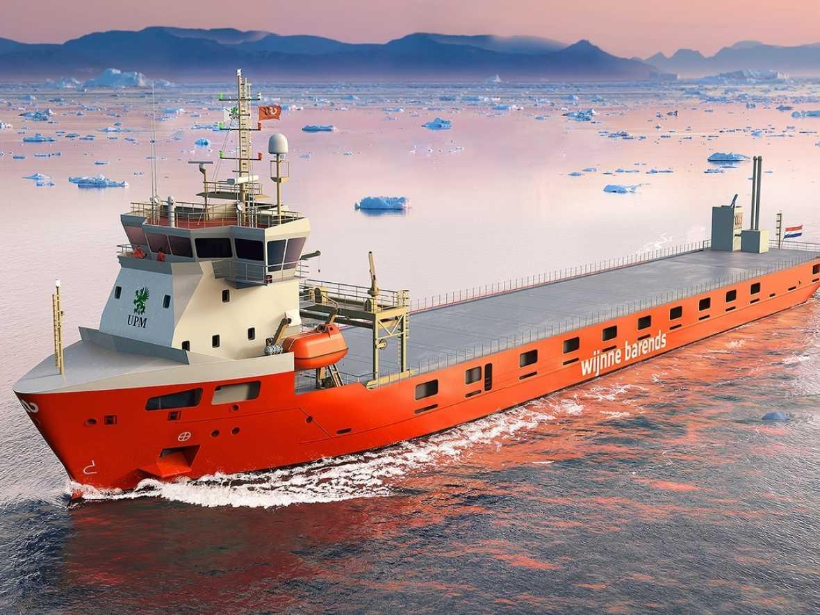 Dutch short sea operator plumps for LNG-fuelled newbuild quartet