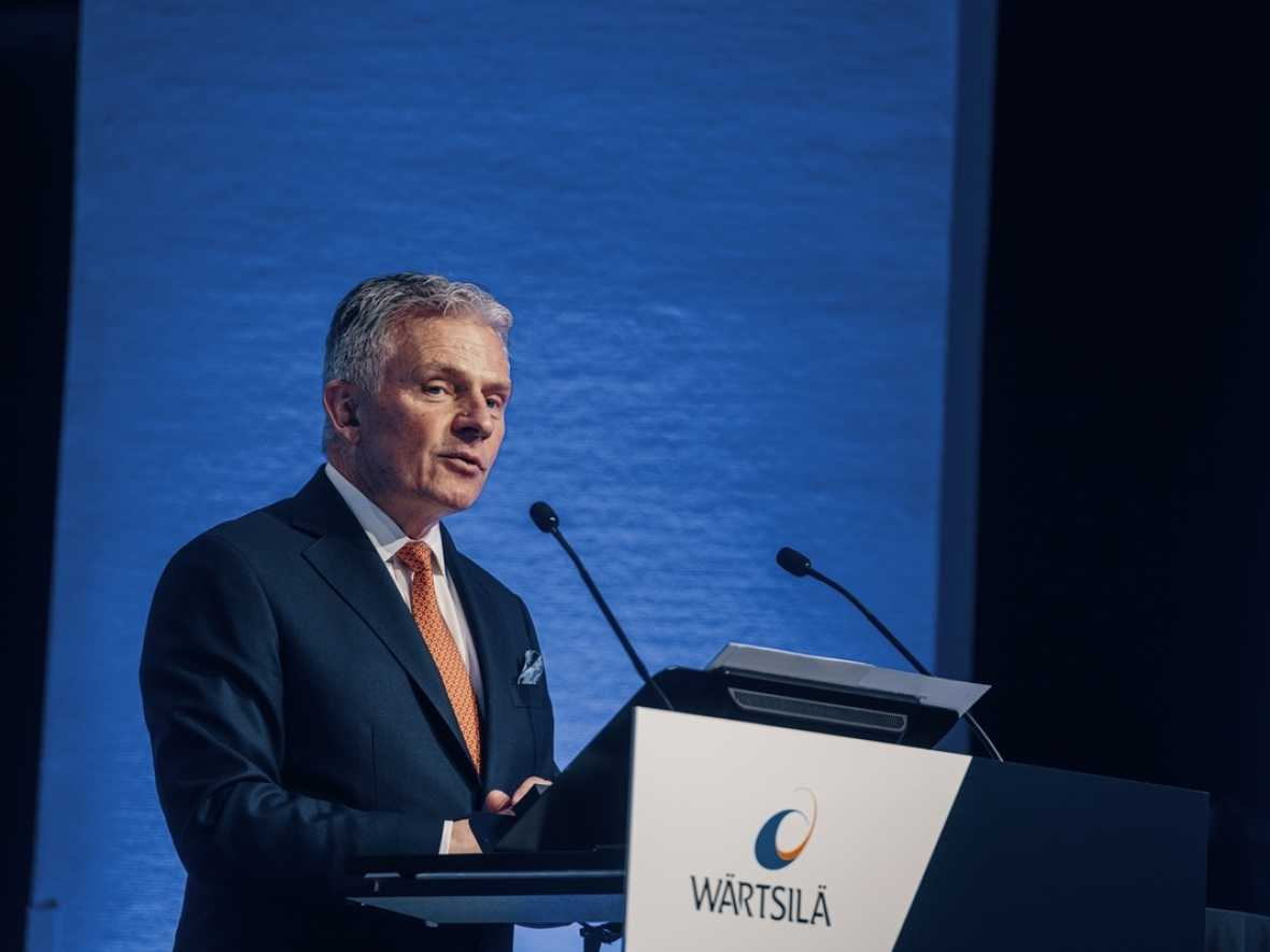 Wärtsilä reports hit to marine sales due COVID-19 in Q1 results