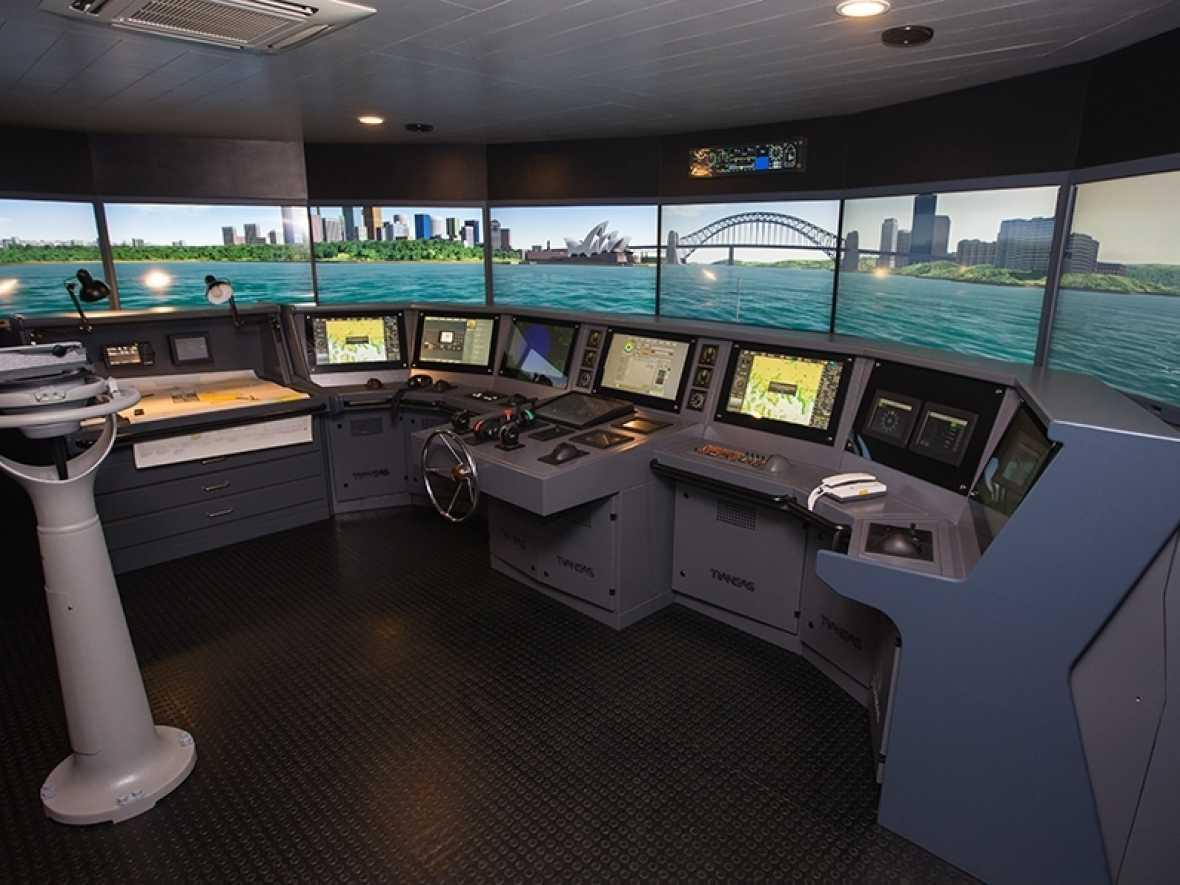 Indonesian National Police get Wärtsilä simulator complex