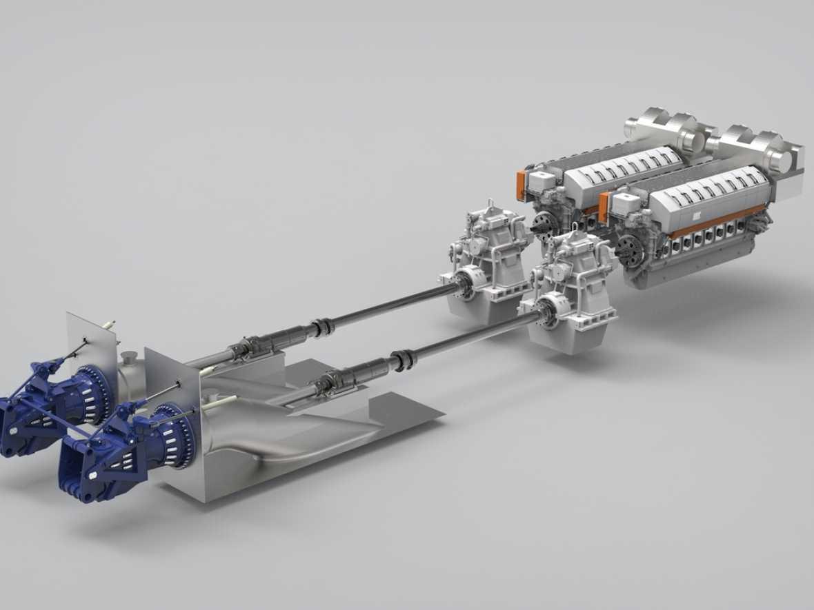 Wärtsilä engines and propulsion for new Danish high-speed ferry