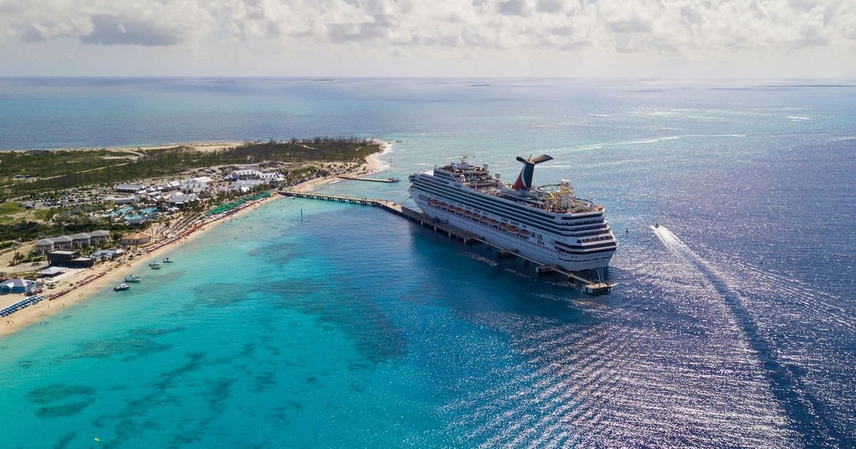 Carnival makes public third-party study on scrubbers