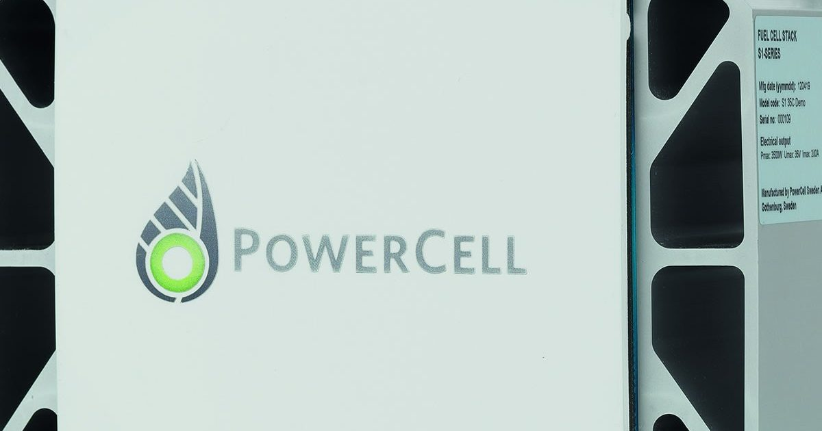 Siemens and PowerCell to collaborate in fuel cell systems