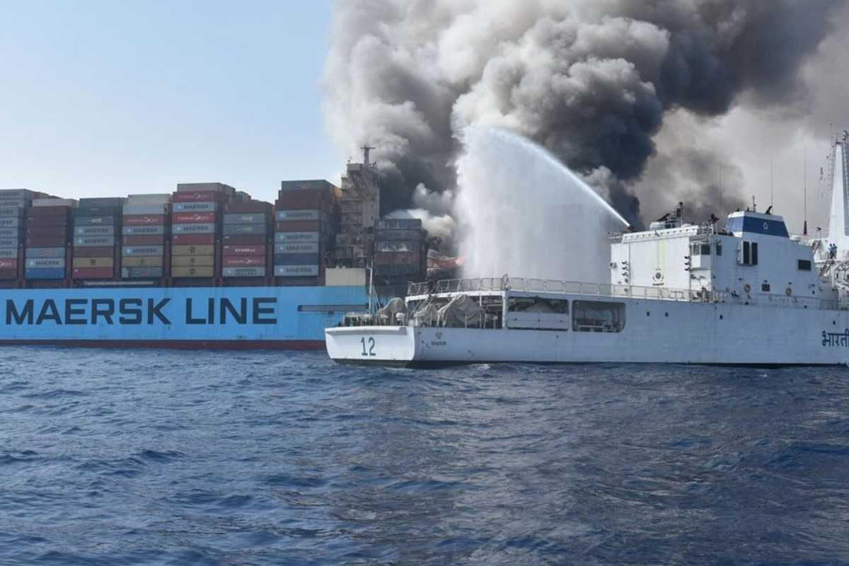 Maersk Fire