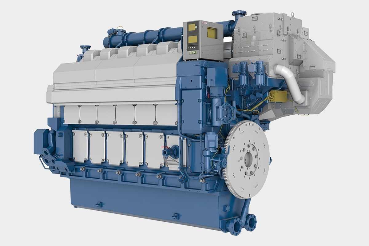 Wartsila Engine