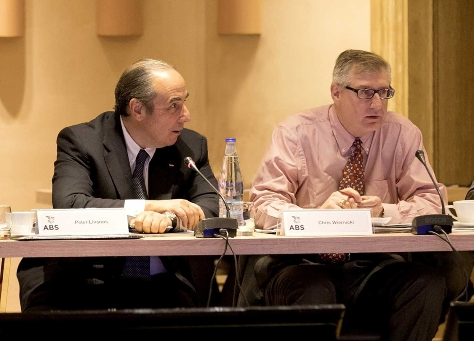 Abs Hellenic Committee Leads Industry Discussion On 2020 Sulfur Cap Cybersafety And Digitization