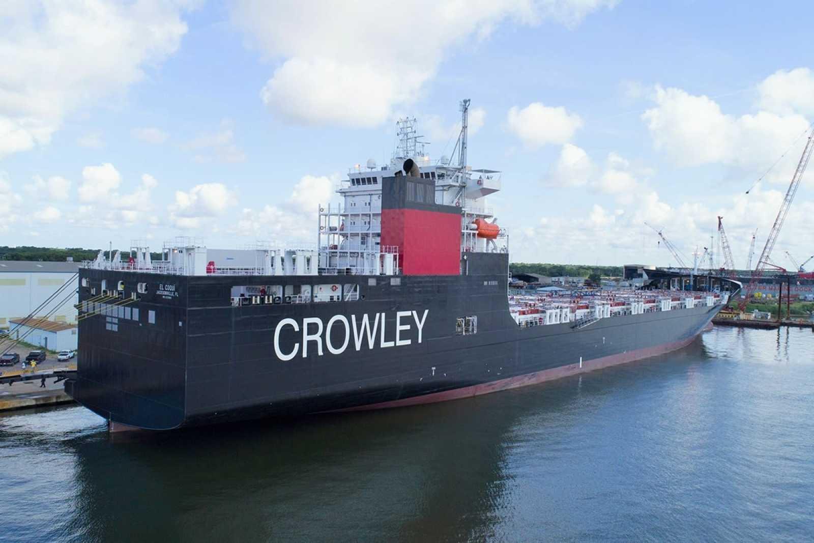 Crowley Conro