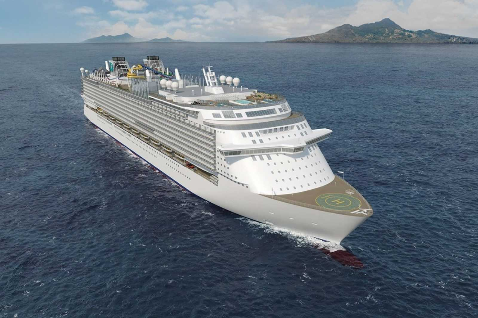 Global Cruise Ship