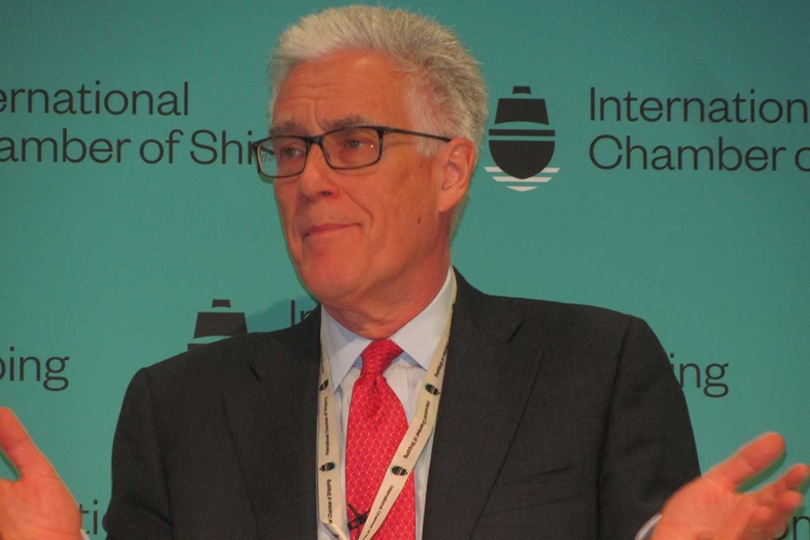 Lord Adair Turner chair UKs Energy Transitions Commission ICS Conf Sept 2019 GPG Pic