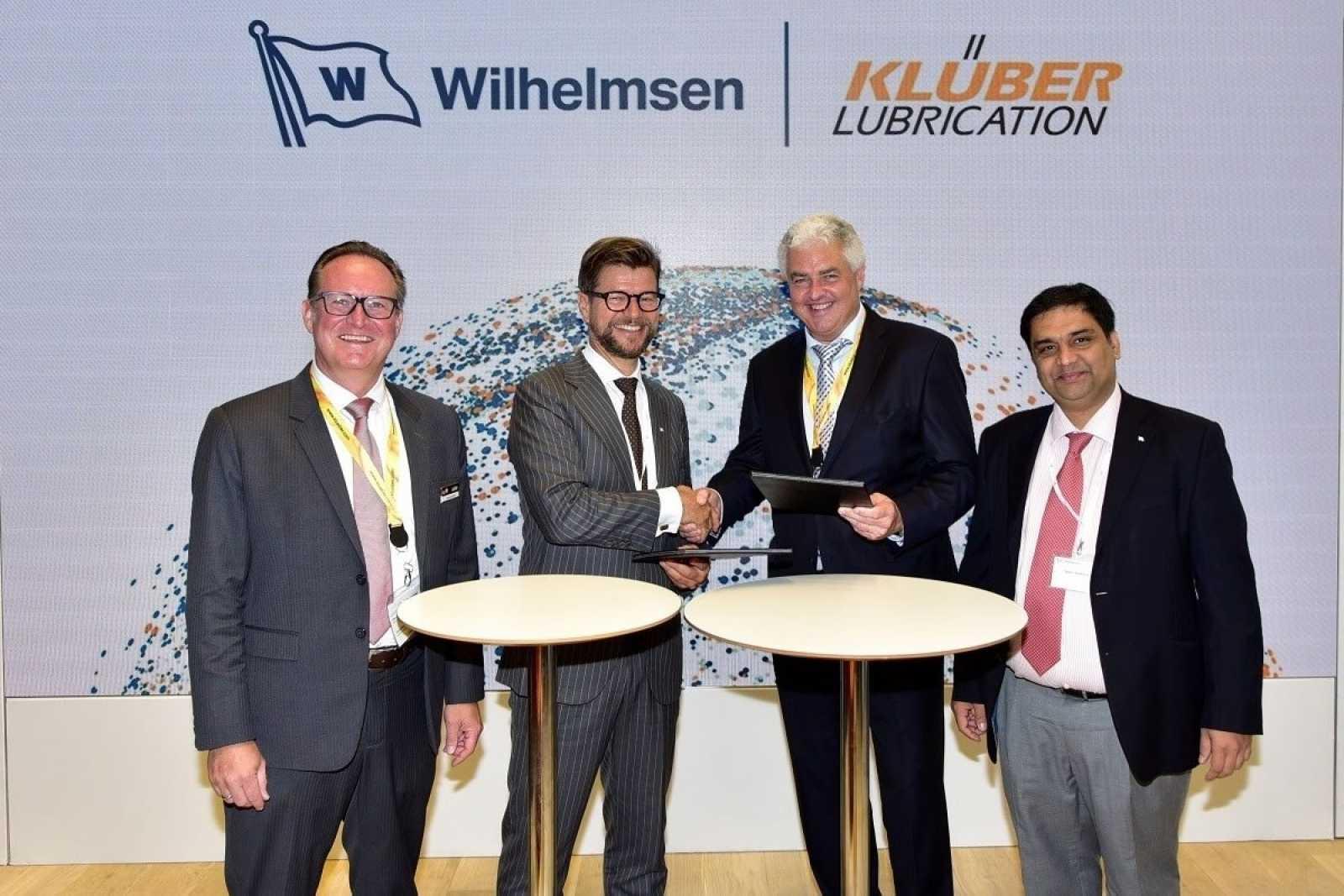 Wilhelmsen Klueber