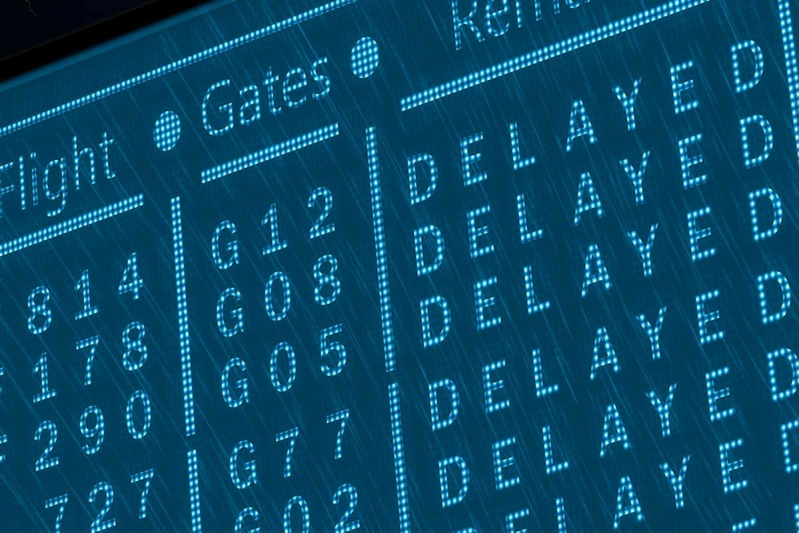 Ballast delay