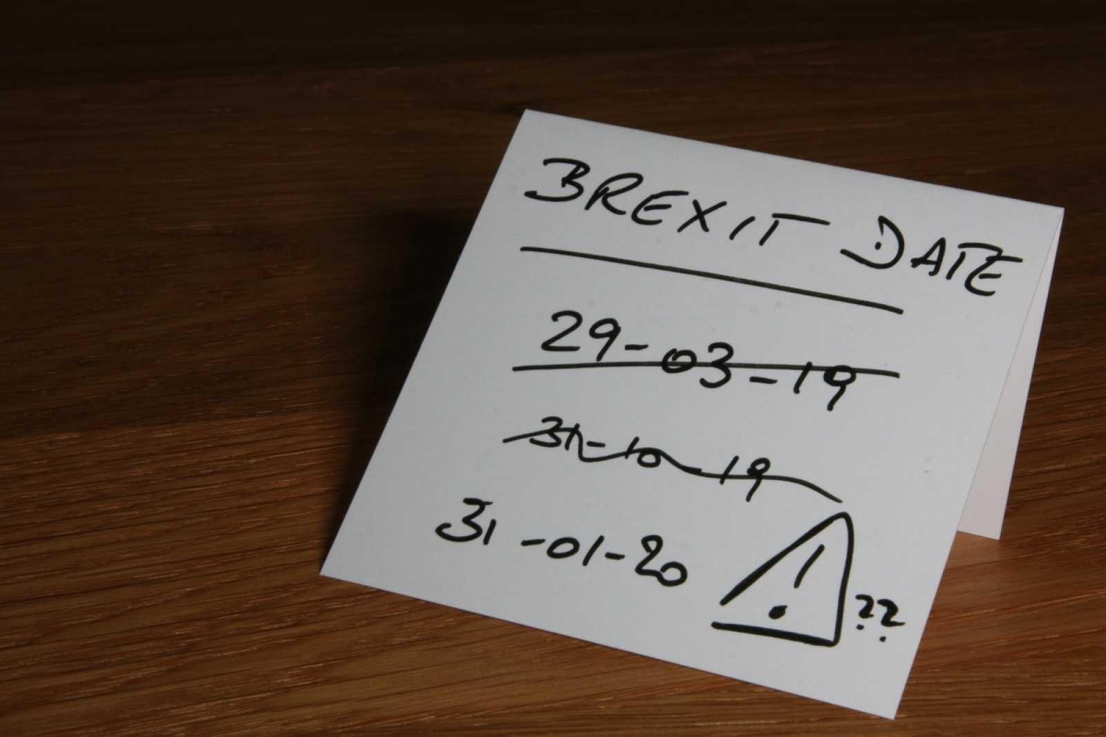 Brext dates