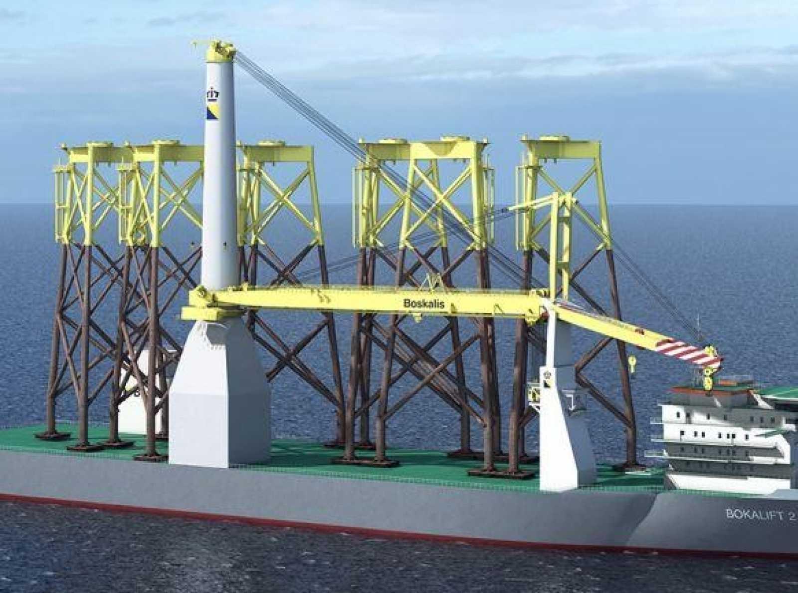 Crane vessel bokalift 2