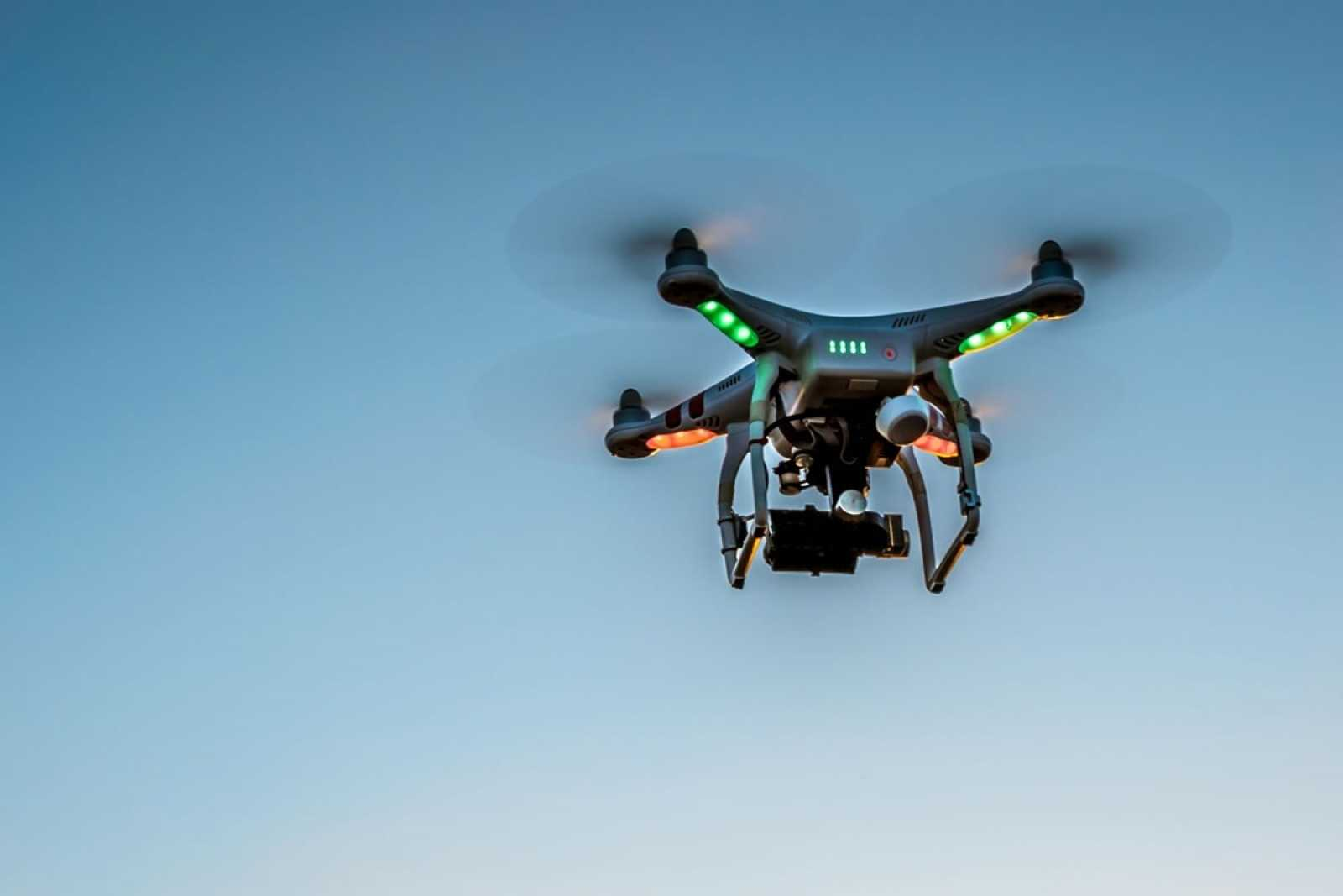 Drones intelligent