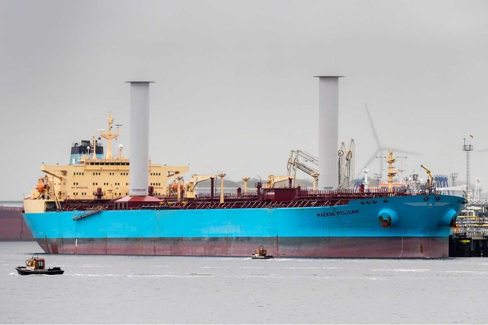 Maersk pelican