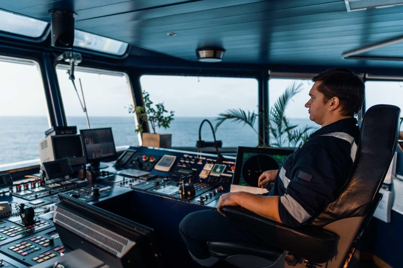 Navigation bridget