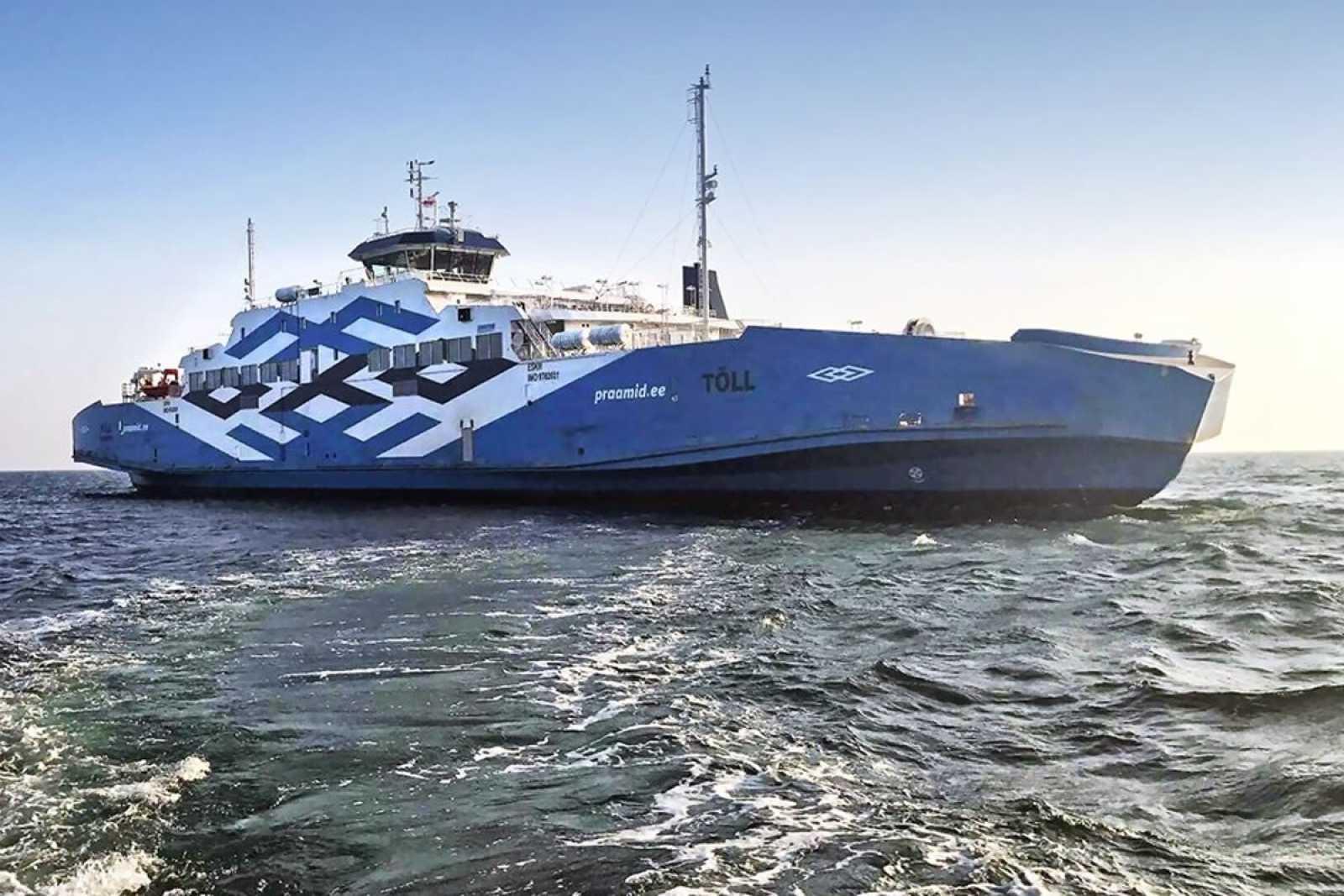 Norwegian ferry