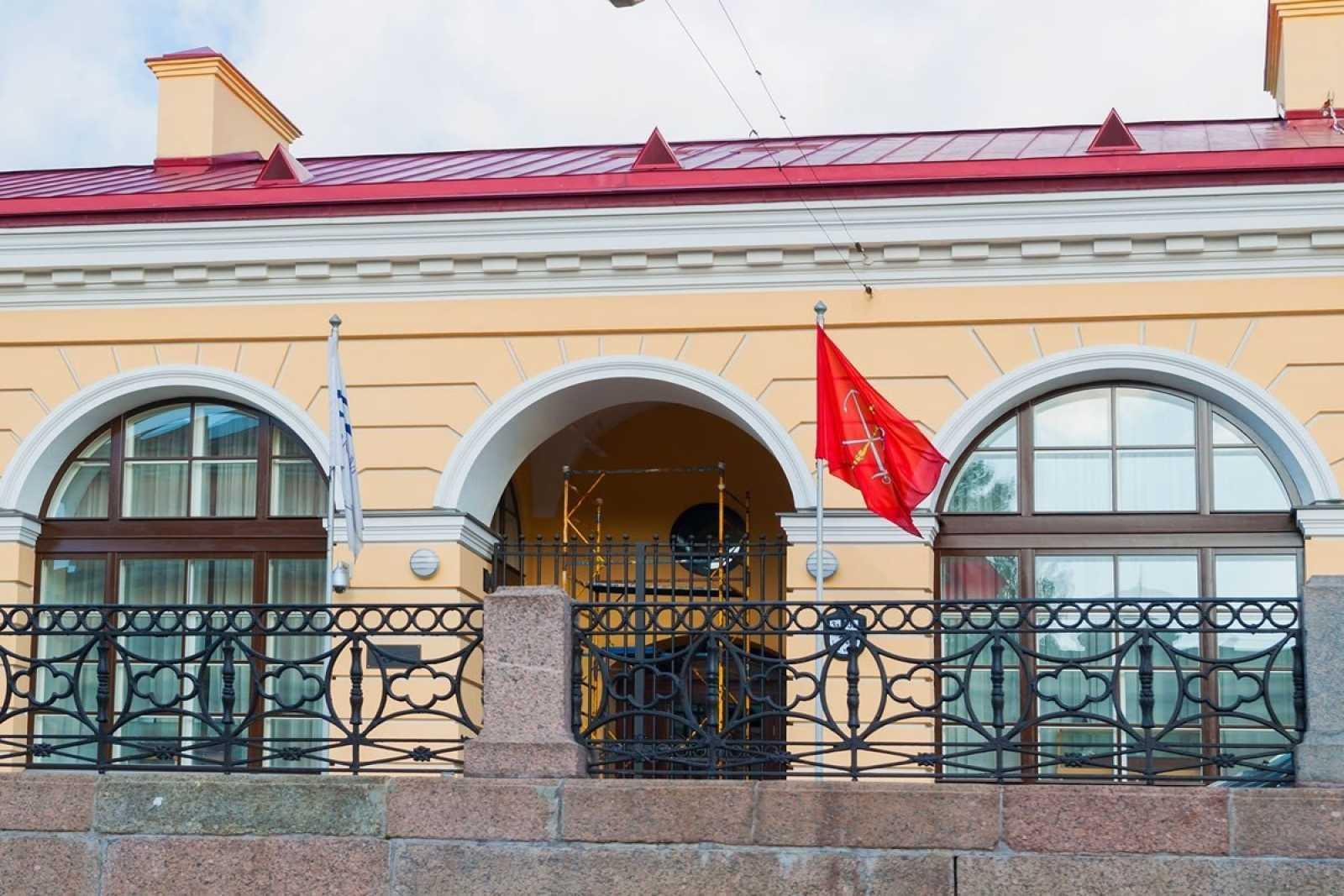 Sovcomflot building 75nknlar8