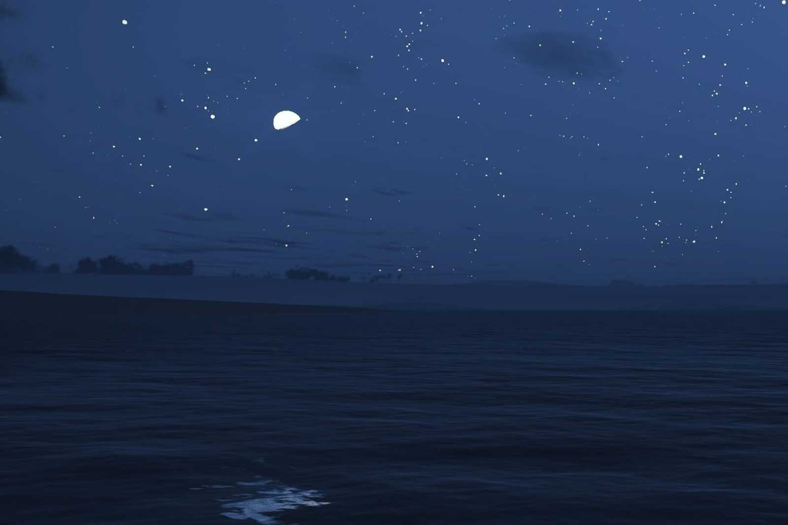 Stars ship navigation