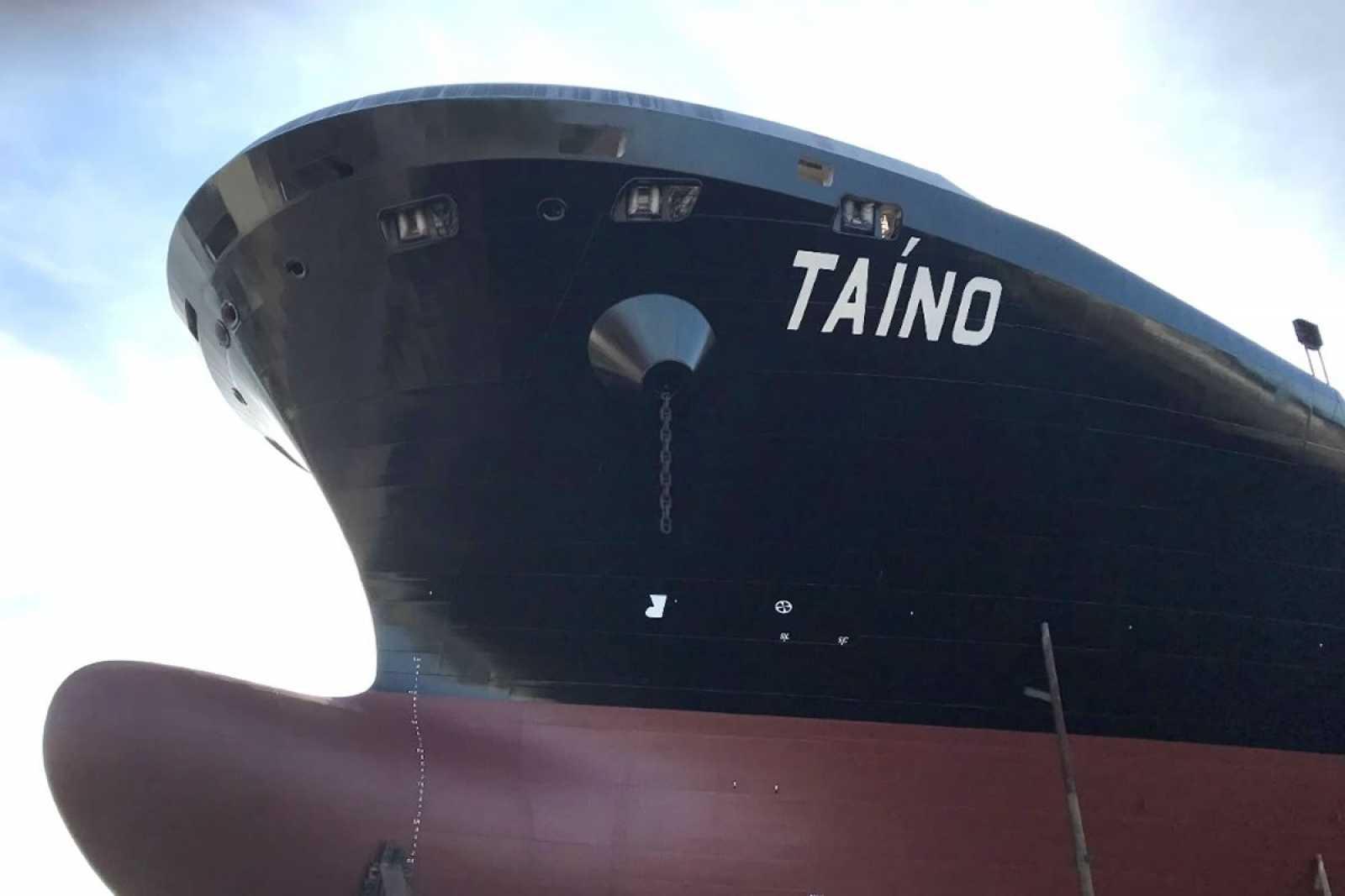 Taino Ship
