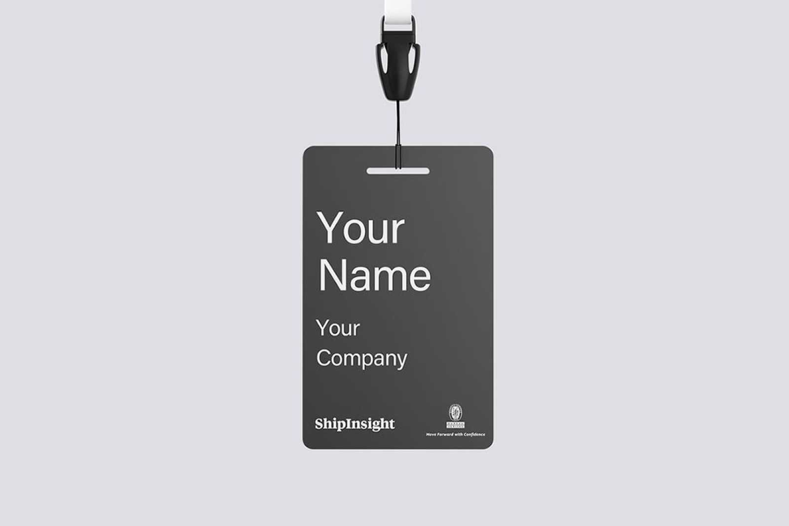 Your Badge