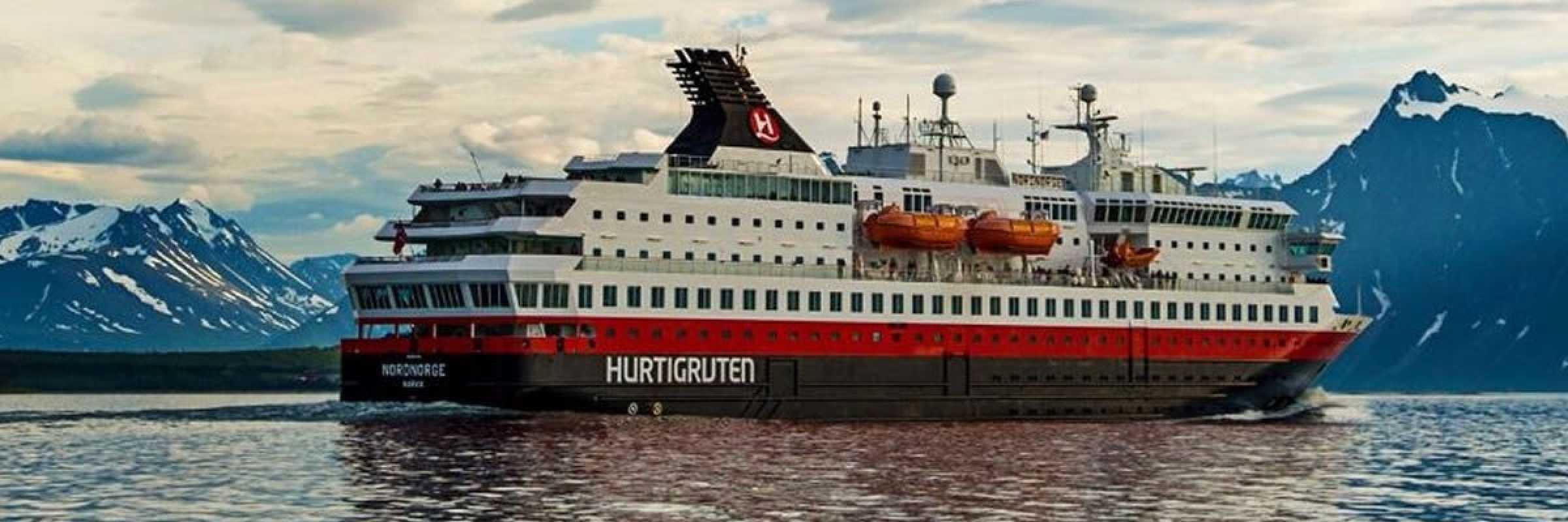 Høglund inks Hurtigruten biogas fuel supply system deal