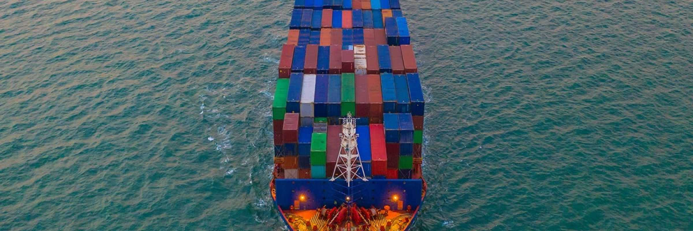 Biggest box ships to run with scrubbers