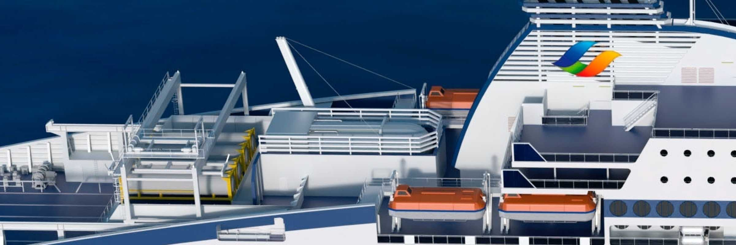 Brittany Ferries cancels contract with FSG