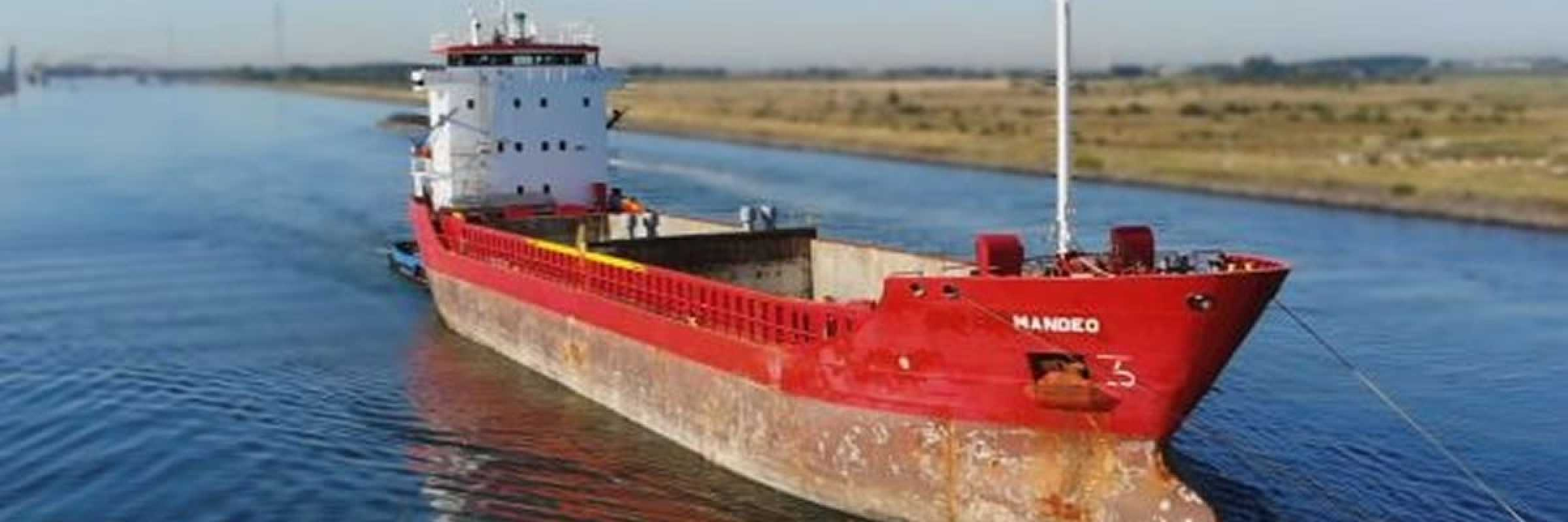 Dredger conversion made more efficient with PTO installation