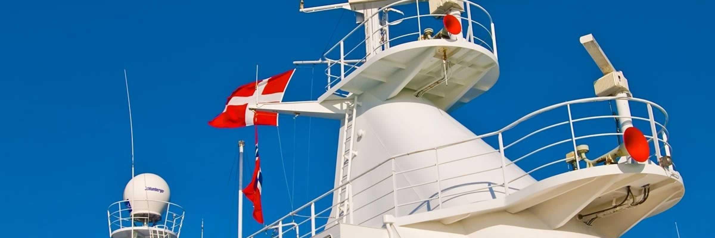 Danish flag passing historic milestone