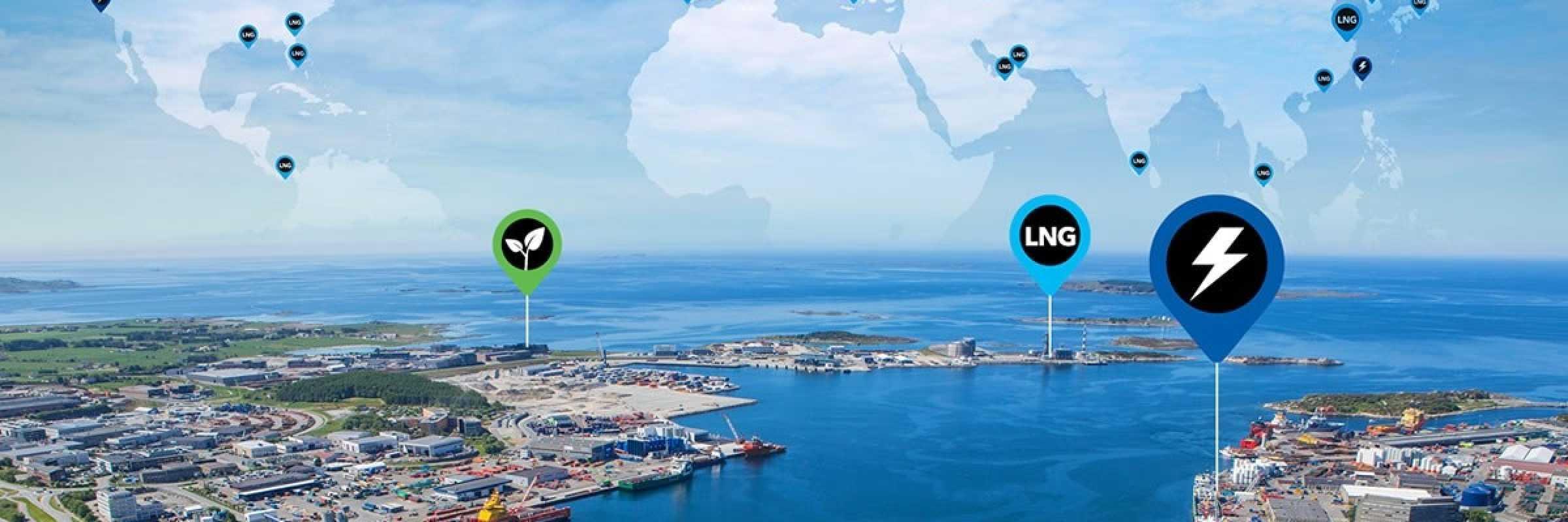 DNV GL launches Alternative Fuels Insight (AFI) platform