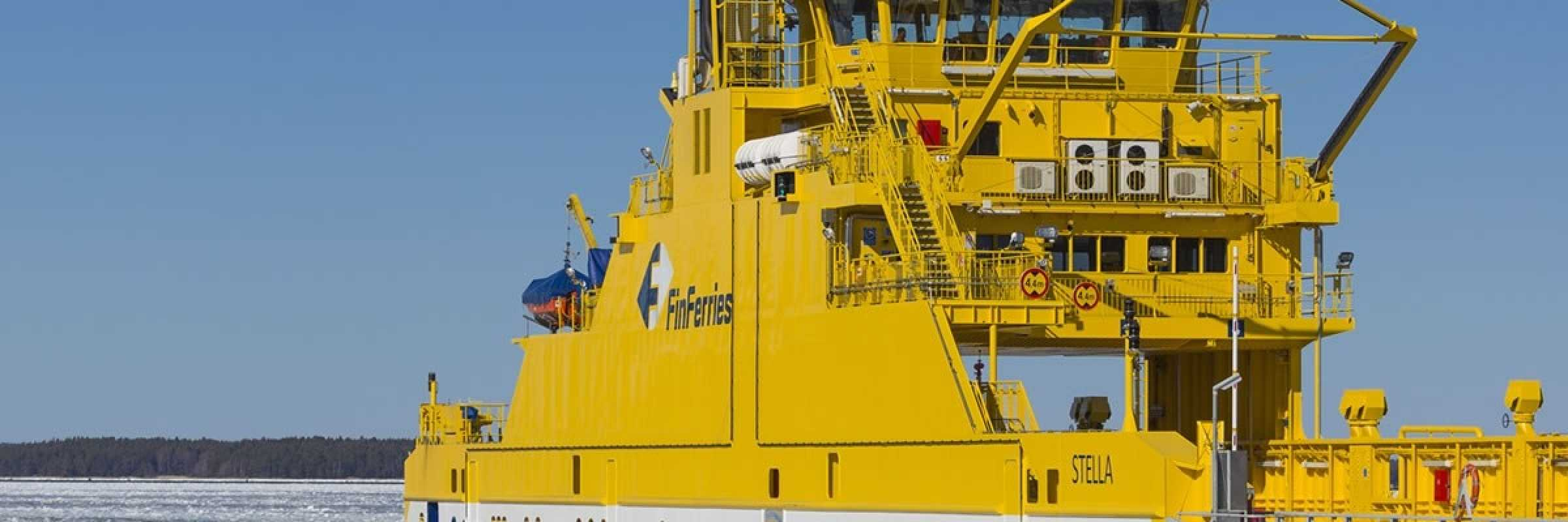 Rolls-Royce and Finferries sign cooperation agreement to optimise ship safety and efficiency