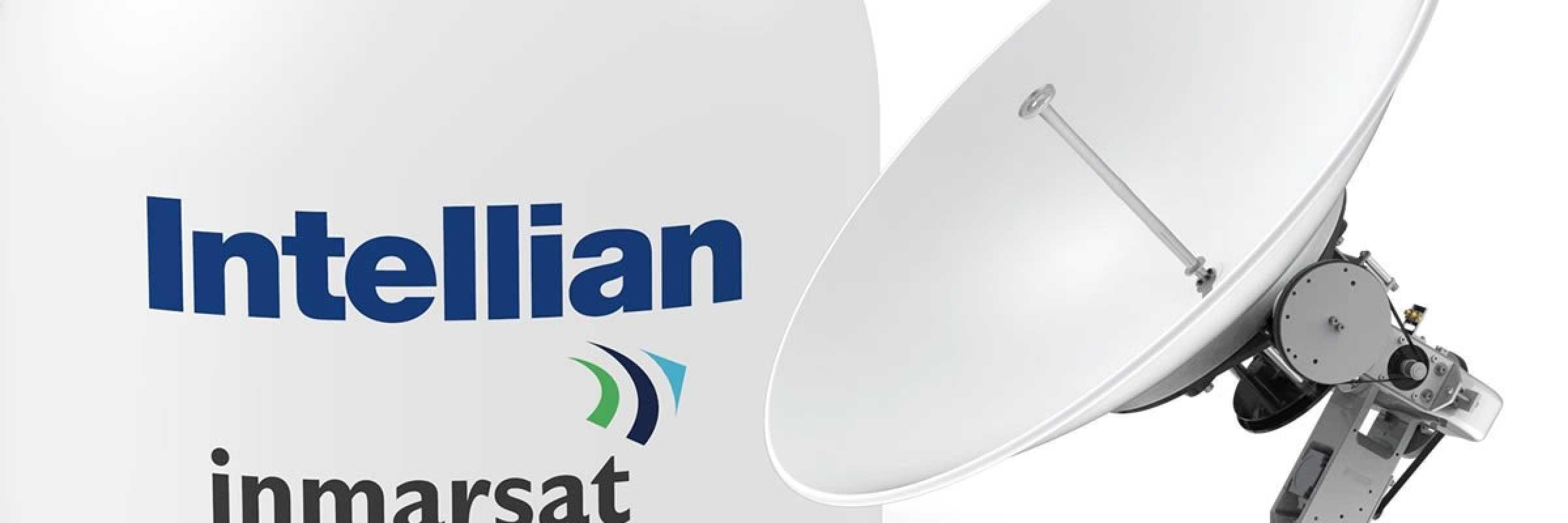 Intellian GX100NX antenna approved by Inmarsat