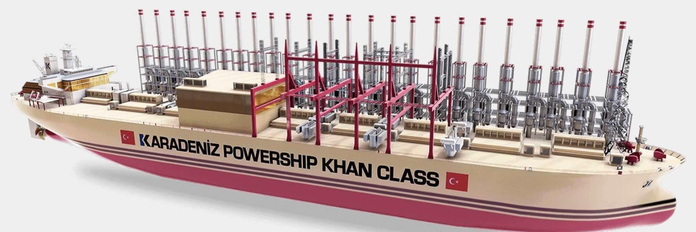 MOL & Karpower to develop LNG powership