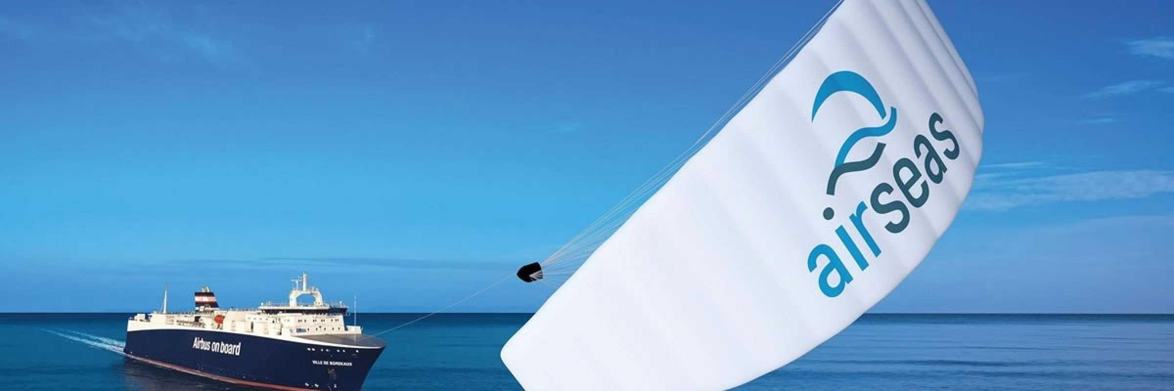 K Line to trial kite sails