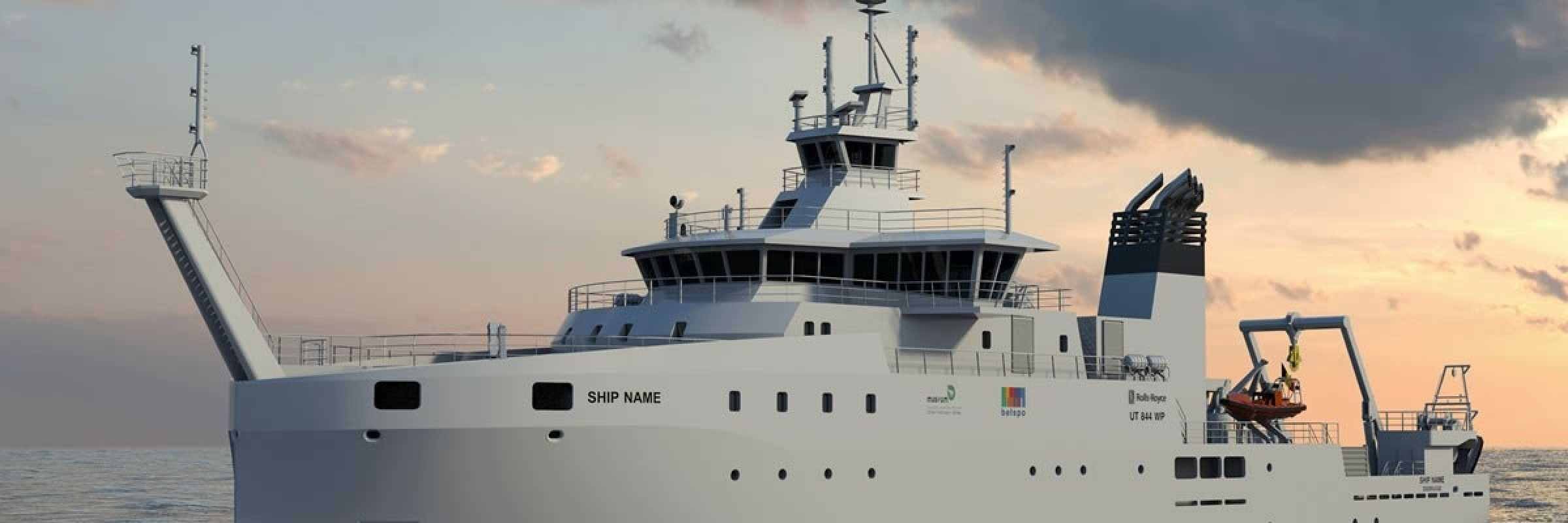 Kongsberg secures scientific and navigation equipment win