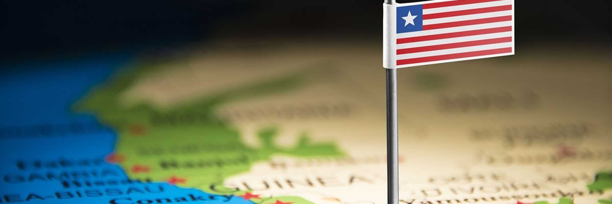 Liberia reclaims second spot in flag race