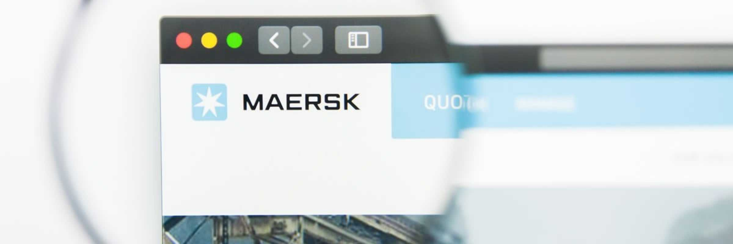 No buyers for Maersk's supply subsidiary