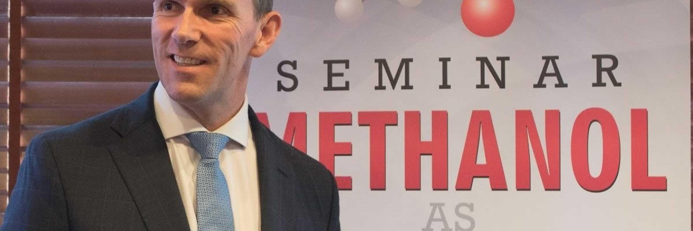 Seminar provides industry education on using methanol as fuel