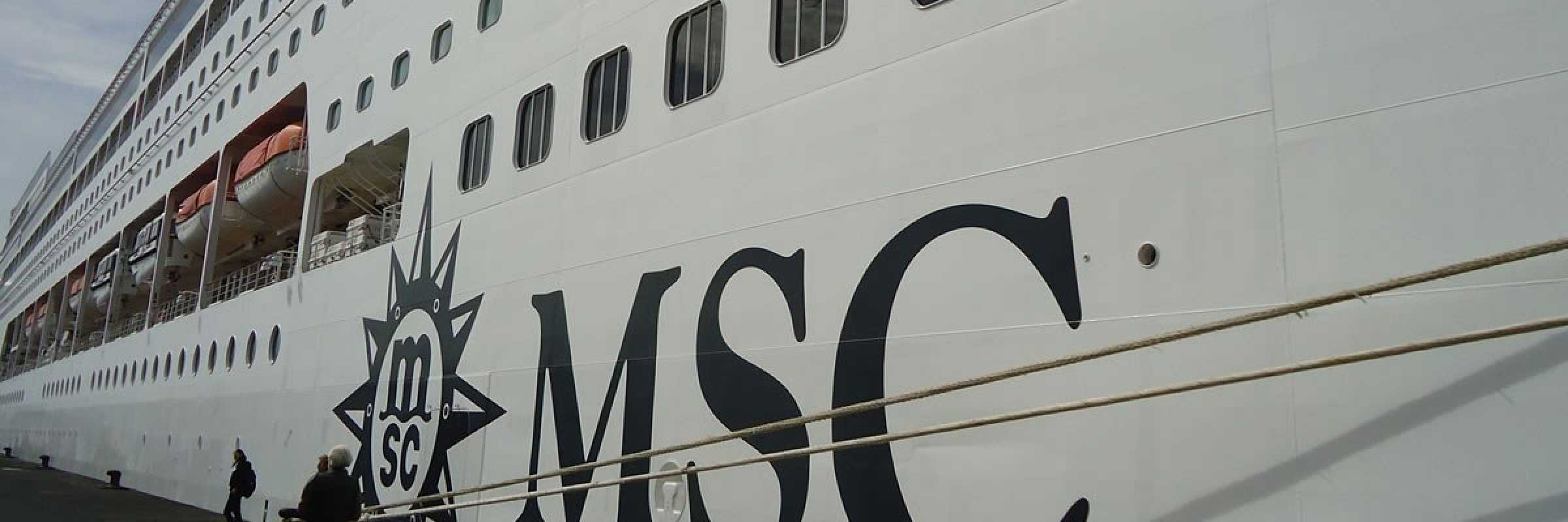 MSC finds funds for fleet-wide scrubber programme