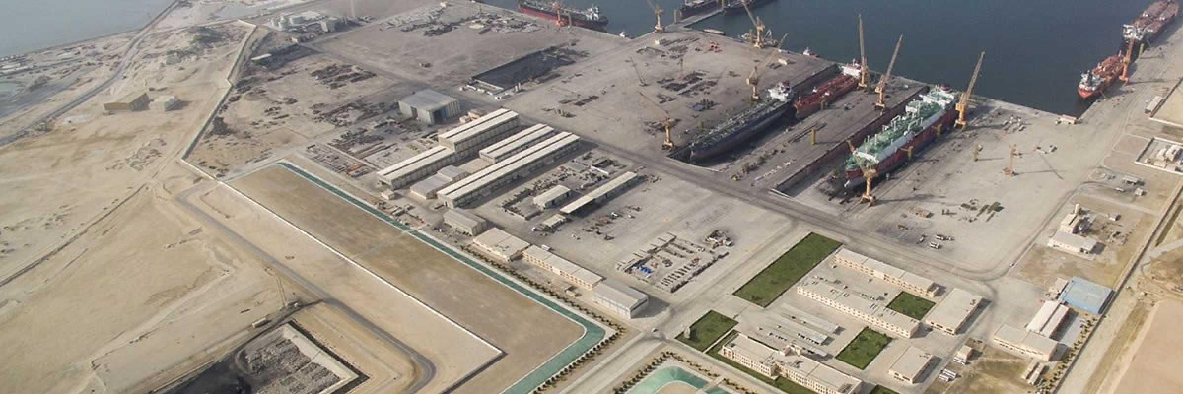 Oman Drydock Company to share visionary plans at Posidonia